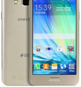 Samsung galaxy A3 2015 GOLD
