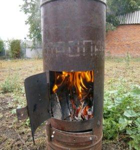 Продаю дровяную печь...