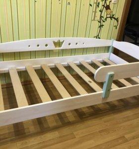 Кровать детская 80/160 сосна