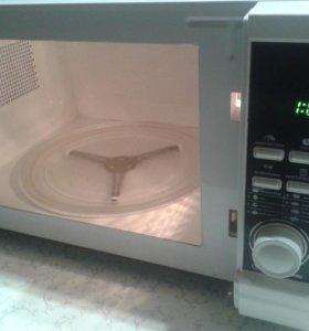 микроволновки на гарантии