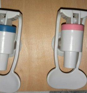 Краны для питьевого кулера(новые)