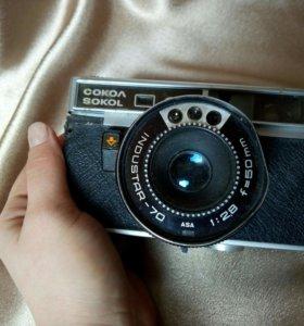 Фотоаппарат сокол 2 СССР