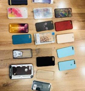 Продам чехлы на Apple iPhone 7/8plus