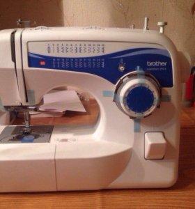 Новая швейная машинка brother comfort 25a