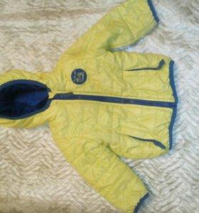 Куртка детская р.86