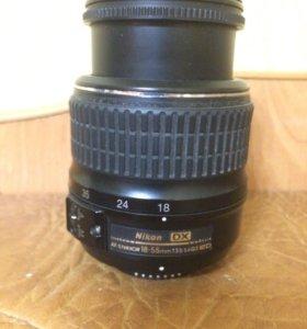 Nikon AF-S Nikkor 18-55