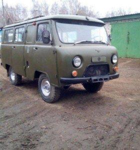 УАЗ 452, 1989