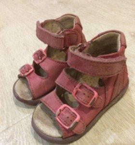 Обувь ортопедическая р.20