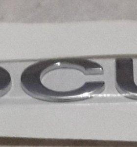 наклейка FOCUS
