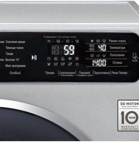 Стиральная машина LG f14u1tbs4