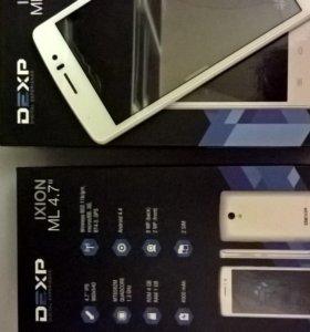 смартфон DEXP ml4.7