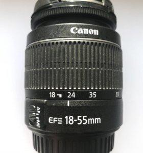 Объектив 18-15 Canon