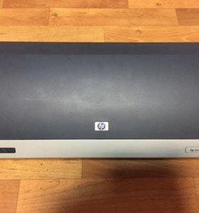Принтер HP deskjet 3650 + чёрные чернила