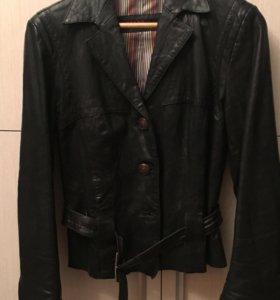 Куртка женская,натуральная кожа,размер 44/46
