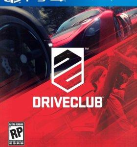 drive club ps 4