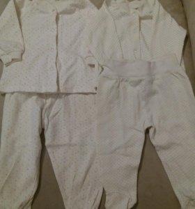 Одежда для девочки. Пижамки