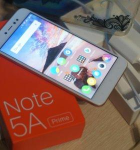 Xiaomi Redmi Note 5A Prime rose