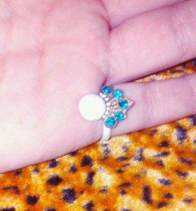 Детское кольцо,на межинец.