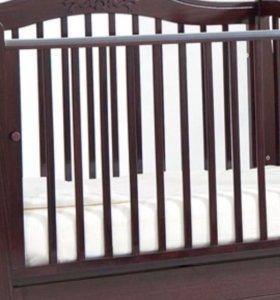 Детская кроватка Моника Гандылян с универсальным