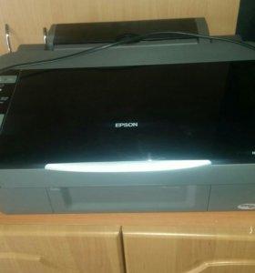 Принтер Epson (мфу)
