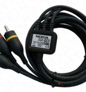 Аудио-видеокабель Nokia CA-75U