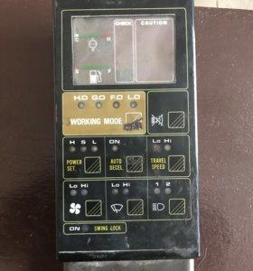 Сенсоконтроль на экскаватор COMATSU-240 LC