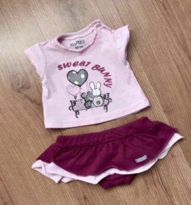 Комплекты одежды для малышки