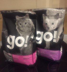 Корм для кошек Holistic Natural Go!