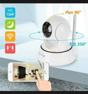 Wi-Fi камера SANNCE