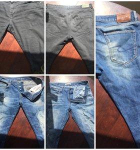 Трое джинс Jeans Colin's GJ