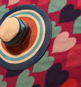 пляжная шляпа