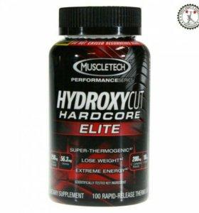 Капсулы для похудения Hydroxycut Hardcore Elite