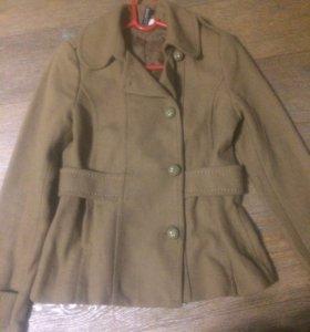 Пальто укороченное (новое)