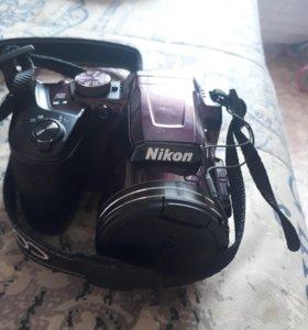 Камера Nikon coolpix b500