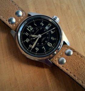 Часы Hamilton Khaki Field automatic