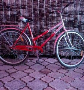 Велосипед городской, дорожный