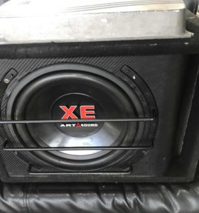 Art sound xe12 +Sony