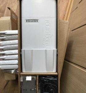 Роутер MikroTik RouterBoard BaseBox 2