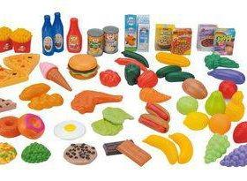 Большой новый набор продуктов ( 60 предметов )