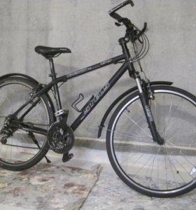 велосипед Stels Navigator 170 дорожный большой