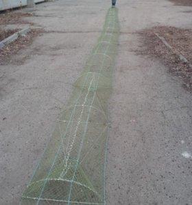 Раколовки дорожки от 10 до 50 метров