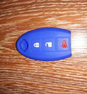 Чехол на чип ключ Nissan