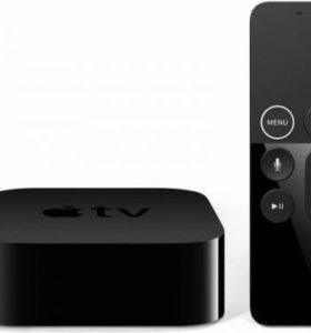 Apple TV 4K новая приставка