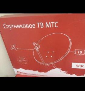 Спутниковое телевидение от Мтс
