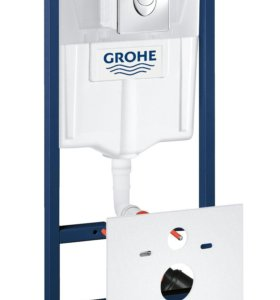 Система инсталляции grohe Rapid для унитаза