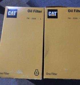 Фильтр масляный 7W-2326-L для CAT 428
