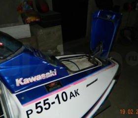 Кавасаки тс 650