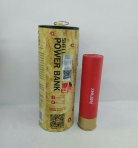 Аккумулятор Remax Shell Power Bank 2500 mAh RPL-18