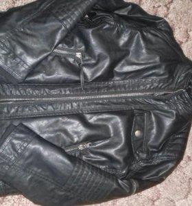 Куртка детская кожа-зам.