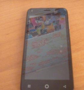 Смартфон Dexp Ixion M545 jet PRO